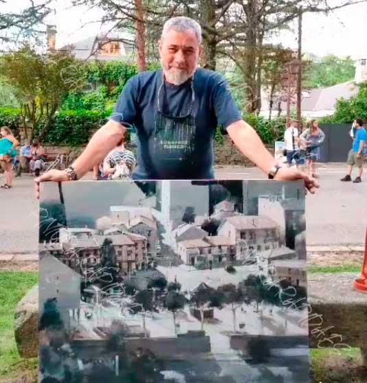 Fallo concurso de pintura rápida El-Espinar-2021