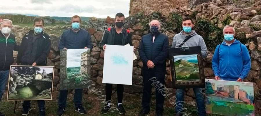 Fallo concurso de pintura rápida Monterrei-2021