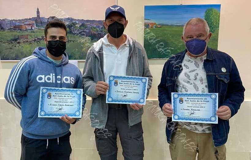 Fallo concurso de pintura rápida San-Justo-De-la-Vega-2021