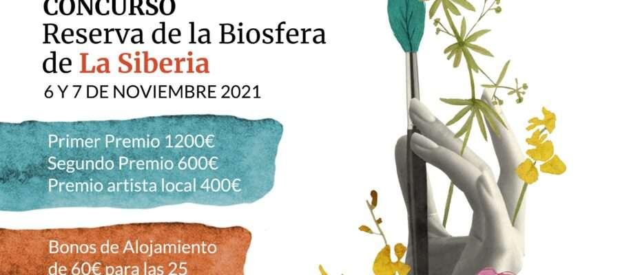 Concurso de pintura rápida Biosfera de La Siberia 2021