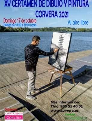 Concurso de pintura rápida Corvera 2021