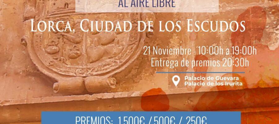 Concurso de pintura rápida Lorca 2021
