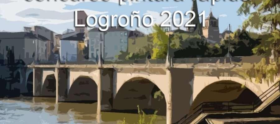 concurso pintura rápida Logroño 2021